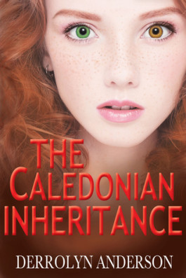 Review: The Caledonian Inheritance (The Athena Effect #3) by Derrolyn Anderson