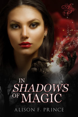 Review: In Shadows of Magic by Alison F. Prince