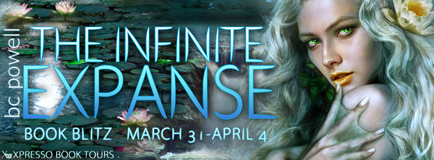 Giveaway & Blitz: The Infinite Expanse by B.C. Powell