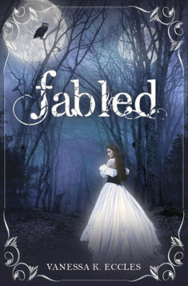 Giveaway & Blitz: Fabled by Vanessa K. Eccles