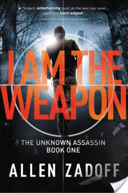 Review: I am the Weapon by Allen Zadoff