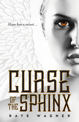 Giveaway & Blitz: Curse of the Sphinx by Raye Wagner