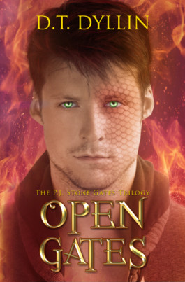 Giveaway & Blitz: Open Gates by D.T. Dyllin