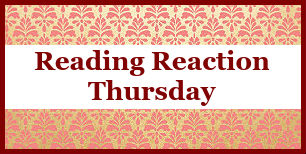 Reading Reaction Thursday banner