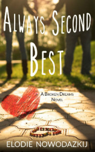 Giveaway & Blitz: Always Second Best by Elodie Nowodazkij