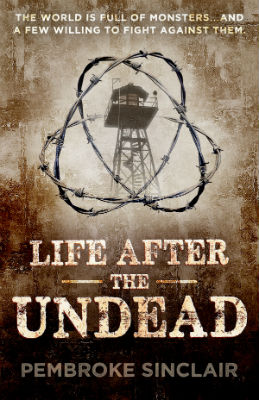 Giveaway & Blitz: Life After The Undead by Pembroke Sinclair