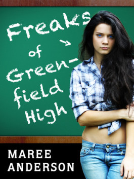 Review: The Freaks of Greenfield High by Maree Anderson