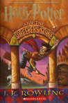 Harry Potter and the Sorcerer's Stone (Harry Potter, #1) by