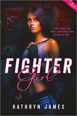Tour & Giveaway: Fighter Girl by Kathryn James